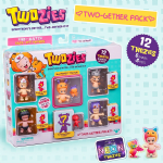 Twozies - TWO-GETHER Pack - 6 BABIES & 6 PETS - SEASON 1